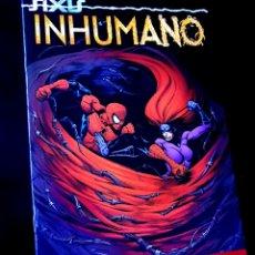 Cómics: CASI EXCELENTE ESTADO INHUMANO 10 COMICS PANINI COMICS. Lote 269200148