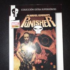Cómics: COLECCION EXTRA SUPERHEROES MARVEL KNIGHTS PUNISHER BIENVENIDO, FRANK. Lote 269208128