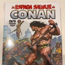 Cómics: CONAN ESPADA SALVAJE DE CONAN 6 OMNIBUS MARVEL LIMITED EDITION. Lote 269210893