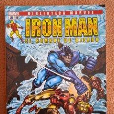 Cómics: BIBLIOTECA MARVEL- IRON MAN 19-PANINI. Lote 269211498