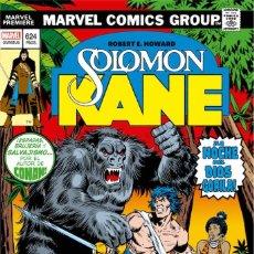 Cómics: SOLOMON KANE INTEGRAL PANINI SD MARVEL LIMITED EDITION. 624 PAGINAS. TAPA DURA. ROBERT E. HOWARD. Lote 269300453