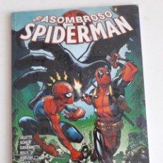 Cómics: EL ASOMBROSO SPIDERMAN LOMO ROJO SERIE ACTUAL N-131 NUEVO¡¡¡¡¡PRECINTADO¡¡¡¡ CON 2 SOBRES DE CROMOS. Lote 269353273