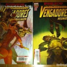 Fumetti: NUEVOS VENGADORES:REUNION NUMS. 1 AL 2. Lote 269263333