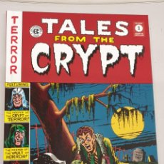Cómics: TALES FROM THE CRYPT Nº 1 / TERROR EC ARCHIVES / DIABOLO. Lote 269470538