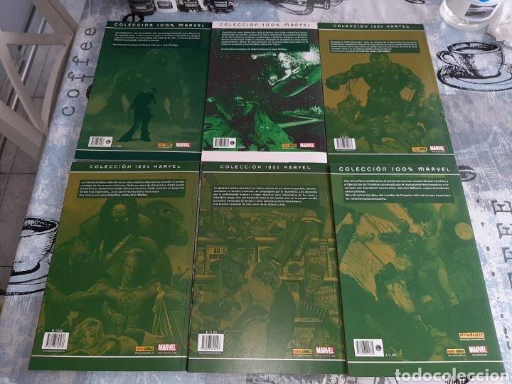 Cómics: Marvel Zombies 1 al 5 más El ejercito de las tinieblas, 100% Panini - Foto 2 - 269607933
