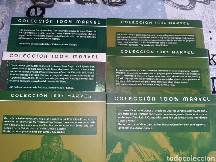 Cómics: Marvel Zombies 1 al 5 más El ejercito de las tinieblas, 100% Panini - Foto 3 - 269607933