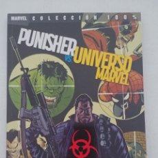 Cómics: PUNISHER VS UNIVERSO MARVEL (GARTH ENNIS). Lote 269749593
