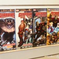Comics: GUARDIANES DE LA GALAXIA COMPLETA 4 NUM. - PANINI OCASION. Lote 269828048