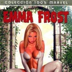 Fumetti: EMMA FROST. 3 TOMOS. COLECCION 100%. PANINI. 430 PAGINAS. Lote 270110198