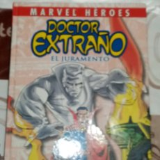 Cómics: COLECCIONABLE MARVEL HEROES: DOCTOR EXTRAÑO: EL JURAMENTO: PANINI. Lote 270190733