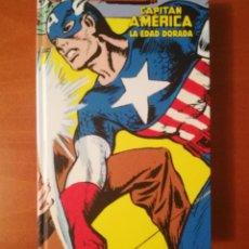 Cómics: CAPITÁN AMÉRICA: LA EDAD DORADA (MARVEL LIMITED EDITION). Lote 270257668
