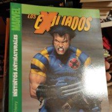 Cómics: LOS EXILIADOS Nº 7 : INSTINTOS ANTINATURALES DE CHUCK AUSTEN Y CLAYTON HENRY. Lote 270260648