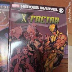Cómics: HEROES MARVEL- X-FACTOR-LAS MÚLTIPLES MUERTES DE MADROX. Lote 270303398
