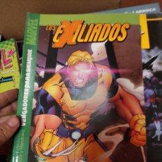 Cómics: EXCELENTE - MARVEL; LOS EXILIADOS TOMO 8: VENGADORES PARA SIEMPRE - PANINI (2003). Lote 270343833