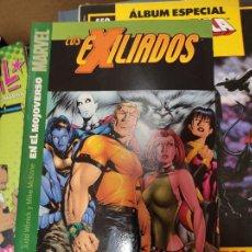 Cómics: LOS EXILIADOS TOMO 5 EN EL MOJOVERSO EDITORIAL PANINI ED.. Lote 270344083