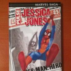 Cómics: MARVEL SAGA. JESSICA JONES: THE PULSE 1 PANINI CÓMICS. Lote 270356773