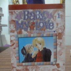 Cómics: BABY MY LOVE Nº 1 - YOKO MAKI - EDITORIAL PANINI COMICS. Lote 270400283