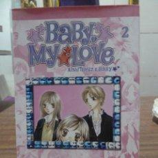 Cómics: BABY MY LOVE Nº 2 - YOKO MAKI - EDITORIAL PANINI COMICS. Lote 270400493