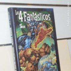 Cómics: BEST OF MARVEL LOS 4 FANTASTICOS HEROES REBORN POR JIM LEE - PANINI OFERTA. Lote 270624208