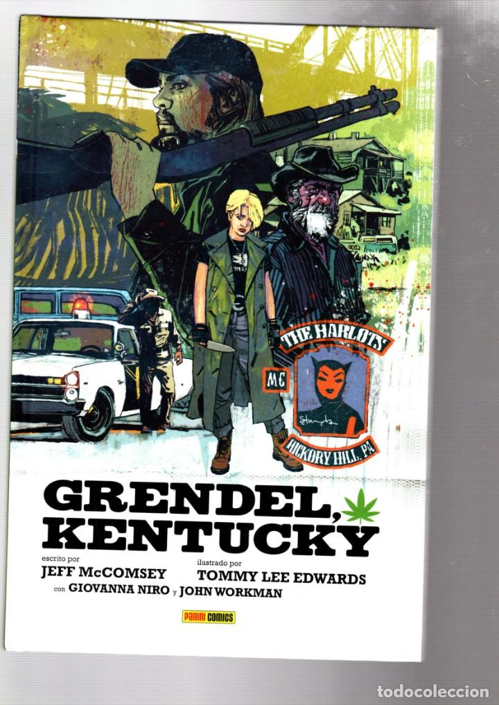GRENDEL KENTUCKY 1 - PANINI / AWA / TAPA DURA (Tebeos y Comics - Panini - Otros)