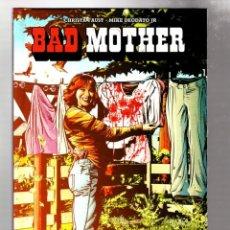 Cómics: BAD MOTHER 1 - PANINI / AWA / TAPA DURA. Lote 271209258