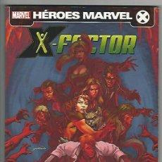 Comics: PANINI. X FACTOR. HEROES MARVEL. 6. LA GUERRA DEL INFIERNO EN LA TIERRA.. Lote 271281233