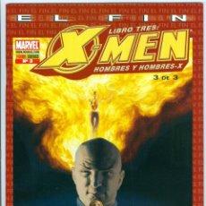 Fumetti: PANINI. X MEN. EL FIN. 3. HOMBRES Y HOMBRES X.. Lote 271296593
