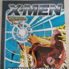 Cómics: X-MEN MUERTE POR INMERSION. Lote 271577463