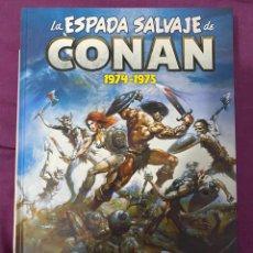 Cómics: MARVEL OMNIBUS. LA ESPADA SALVAJE DE CONAN: LA ETAPA MARVEL ORIGINAL 1. Lote 271674433