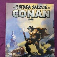 Cómics: MARVEL OMNIBUS. LA ESPADA SALVAJE DE CONAN: LA ETAPA MARVEL ORIGINAL 2. Lote 271675433