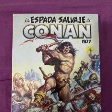 Cómics: MARVEL OMNIBUS. LA ESPADA SALVAJE DE CONAN: LA ETAPA MARVEL ORIGINAL 3. Lote 271676948