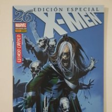 Cómics: X-MEN VOLUMEN VOL. 3 - Nº 26 - EDICIÓN ESPECIAL - ESTADO CRITICO GRAPA MARVEL PANINI. Lote 271679393
