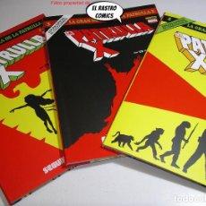 Cómics: LA GRAN NOVELA DE LA PATRULLA X, COLECCIÓN COMPLETA 1, 2 Y 3, PANINI, EDICION ESPECIAL COLECCIONISTA. Lote 271679693