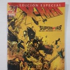Cómics: X-MEN LEGADO Nº 21 - EDICION ESPECIAL - SUPERNOVAS - GRAPA MARVEL PANINI. Lote 271680768