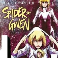 Cómics: SPIDER-GWEN TOMO 4LA VIDA DE GWEN STACY - PANINI 2018. Lote 272139203