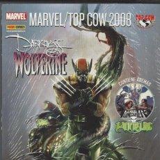 Comics: MARVEL - TOP COW 2008 1 Y 2 COMPLETA (X-MEN, CYBERFORCE, LOBEZNO,...) A ESTRENAR !!. Lote 273907508