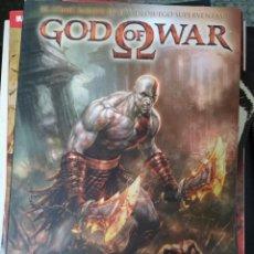 Comics : GOD OF WAR. EL DIOS DE LA GUERRA - WOLFMAN / SORRENTINO. Lote 274357188