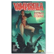 Fumetti: VAMPIRELLA ASESINATO DE CUERVOS. Lote 274839583