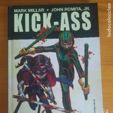 Fumetti: KICK-ASS - MARK MILLAR / JOHN ROMITA JR. - TAPA DURA - PANINI COMICS (AH). Lote 274895668