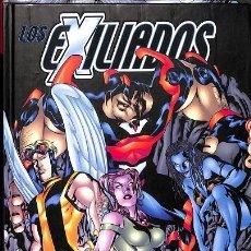 Comics: 100 % MARVEL HC ATEMPORALES EXILIADOS POR LA MADRIGUERA DEL CONEJO. Lote 164145877