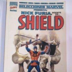 Fumetti: SELECCIONES MARVEL NICK FURIA SHIELD. Lote 275103328
