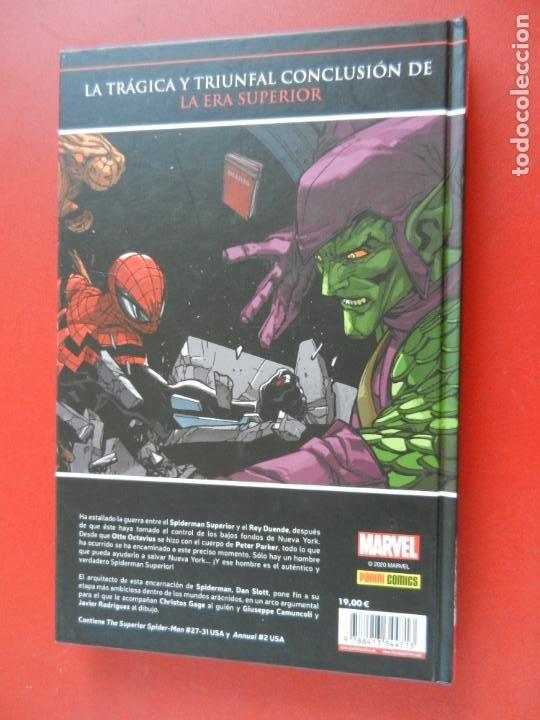 Cómics: SPIDERMAN SUPERIOR - MARVEL SAGA Nº 44 - NACIÓN DUENDE - MARVEL 2020- NUEVO. - Foto 5 - 275498888