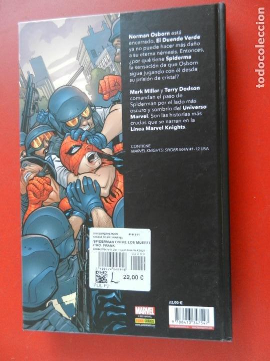 Cómics: SPIDERMAN ENTRE LOS MUERTOS - MARVEL MUST HAVE - 2021 - NUEVO. - Foto 4 - 275559133
