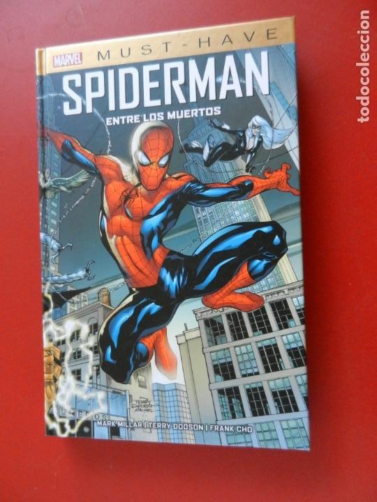 SPIDERMAN ENTRE LOS MUERTOS - MARVEL MUST HAVE - 2021 - NUEVO. (Tebeos y Comics - Panini - Marvel Comic)