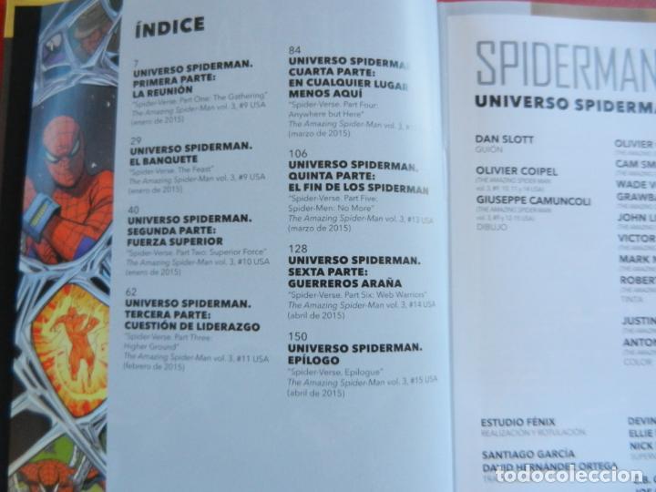 Cómics: SPIDERMAN UNIVERSO SPIDERMAN - MARVEL MUST - HAVE - 2020 - NUEVO. - Foto 3 - 275559748