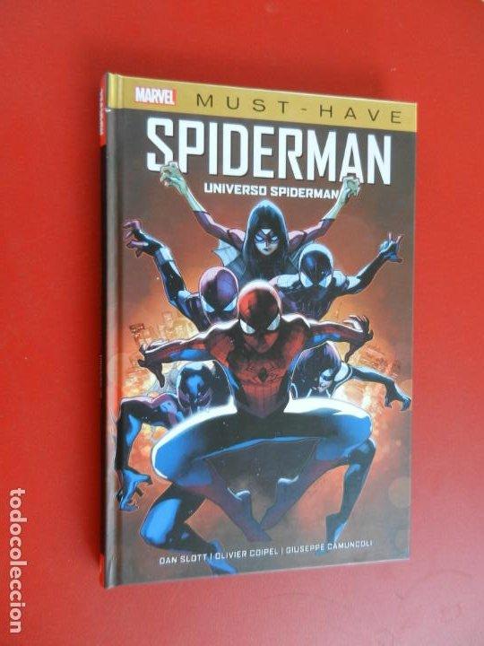 SPIDERMAN UNIVERSO SPIDERMAN - MARVEL MUST - HAVE - 2020 - NUEVO. (Tebeos y Comics - Panini - Marvel Comic)