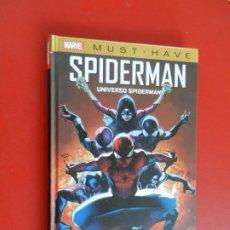 Cómics: SPIDERMAN UNIVERSO SPIDERMAN - MARVEL MUST - HAVE - 2020 - NUEVO.. Lote 275559748