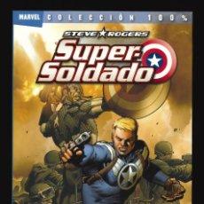 Fumetti: STEVE ROGERS. SUPER-SOLDADO (100% MARVEL) - PANINI / NÚMERO ÚNICO. Lote 275611823