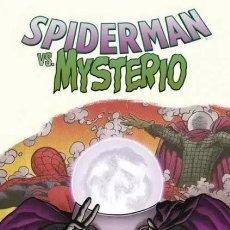 Cómics: COL. 100 % MARVEL HC SPIDERMAN VS. MYSTERIO - PANINI - CARTONE - IMPECABLE - SUB02M. Lote 276085853