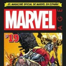 Cómics: MARVEL AGE Nº 19 - PANINI - MUY BUEN ESTADO - SUB02M. Lote 276366148